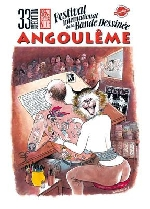 Festival truyện tranh BD Angouleme