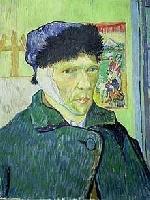 Van Gogh bị cắt tai bởi lưỡi kiếm của Gauguin?