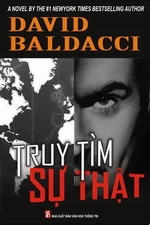 Xuất bản tiểu thuyết trinh thám thứ ba của David Baldacci