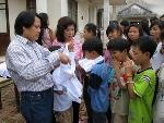 Tổ chức liên hoan cho trẻ em thiệt thòi nhân ngày Quốc tế thiếu nhi