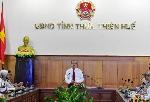 Chủ tịch UBND tỉnh gặp mặt văn nghệ sĩ và nhà nghiên cứu văn hóa Huế
