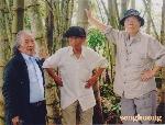 Kỷ niệm với Nguyễn Đức Sơn