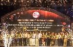 Trao giải thưởng cuộc vận động sáng tác âm nhạc và sân khấu về TPHCM