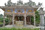 Văn bia Cô đàn làng La Vân Thượng