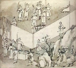 """Mấy suy ngẫm từ câu Kiều """"Dọc ngang nào biết trên đầu có ai"""" ở bản Nôm chép tay của Hoàng gia triều Nguyễn"""
