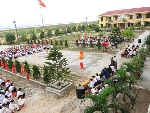 Ngôi trường làng mang tên Nhà Thơ