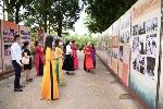 """Trưng bày hình ảnh, tư liệu chủ đề """"Học tập và làm theo tư tưởng, đạo đức, phong cách Hồ Chí Minh"""""""