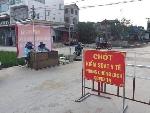 Dỡ bỏ áp dụng biện pháp giãn cách xã hội đối với thị trấn Lăng Cô