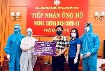 Nhiều nghệ sĩ chung tay hỗ trợ Bắc Ninh, Bắc Giang chống dịch Covid-19