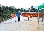 Thực hiện giãn cách xã hội đối với xã Lộc Thủy, Phú Lộc