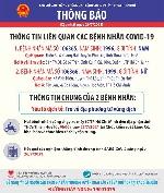 Thừa Thiên Huế, ghi nhận thêm 2 ca bệnh COVID-19 về từ TP. Hồ Chí Minh.