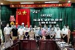 Gặp mặt đoàn công tác tham gia phòng, chống dịch tại thành phố Hồ Chí Minh