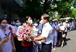 Bí thư Tỉnh ủy Lê Trường Lưu viết thư kêu gọi ủng hộ bà con đồng hương Thừa Thiên Huế tại thành phố Hồ Chí Minh và các tỉnh, thành khu vực phía Nam