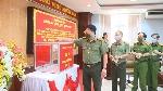 Cán bộ chiến sĩ Công an tỉnh Thừa Thiên Huế ủng hộ ủng hộ 01 ngày lương hỗ trợ miền Nam chống dịch