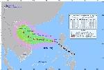 Công điện của Ban Chỉ huy PCTT và TKCN tỉnh về ứng phó với bão số 5