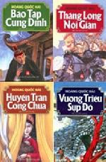 Suy ngẫm về bộ tiểu thuyết lịch sử thời Trần của Hoàng Quốc Hải