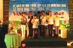 Kỷ niệm 30 năm thành lập CLB sáng tác văn học Sao Khuê và Trao giải sáng tác văn thơ thiếu nhi 2009