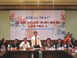 Khai mạc Trại sáng tác ca khúc Thừa Thiên Huế lần thứ nhất