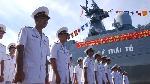 Tiếp nhận tàu hộ vệ tên lửa Lý Thái Tổ