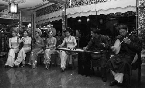Ca Huế trong nền âm nhạc cổ truyền Việt Nam