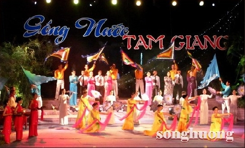 """Lễ hội """"Sóng nước Tam Giang"""" sẽ diễn ra vào ngày 18 và 19 tháng 5 năm 2012"""