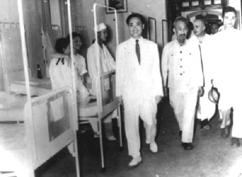 Tôn Thất Tùng - nhà bác học có tầm cỡ quốc tế