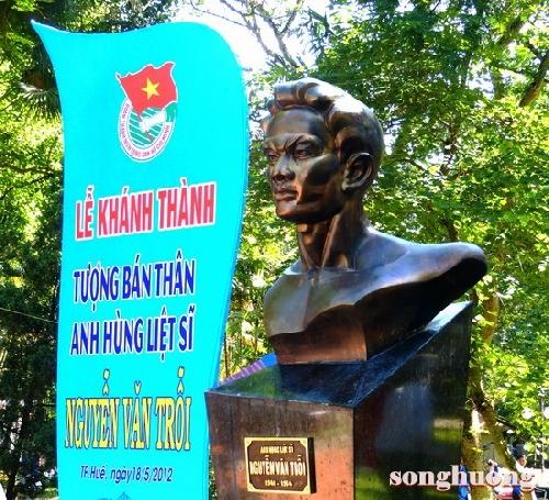 """Cuộc """"hành trình"""" ý nghĩa của tượng đài Nguyễn Văn Trỗi"""