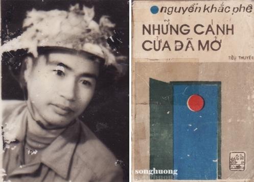 """Những vấn đề xã hội trong tiểu thuyết """"Những cánh cửa đã mở"""" của Nguyễn Khắc Phê"""