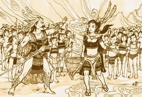 Thử bàn về bản sắc dân tộc của văn hoá Việt Nam