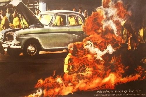 Ngọn lửa hoằng hóa và niềm tin giác ngộ