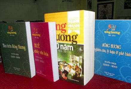 Một cuộc sống khác của Sông Hương