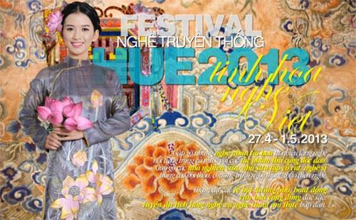 33 làng nghề tham dự Festival Nghề truyền thống Huế 2013