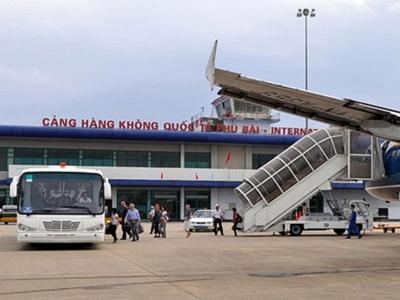 Sân bay Phú Bài sẽ mở cửa trở lại vào tháng 9/2013