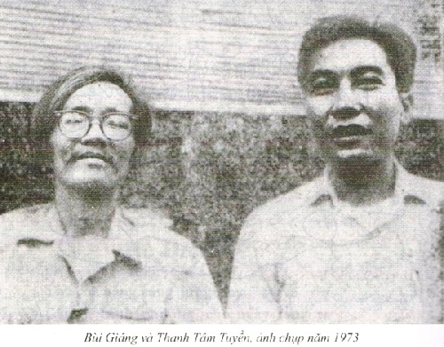 Âm bản tự do cuồng nộ trong thơ Thanh Tâm Tuyền