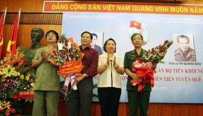 Trường Thanh niên tiền tuyến Huế và hai trí thức nổi tiếng đồng sáng lập