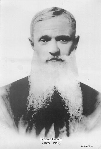 Văn tế Cố cả Léopold M. Cadière, nhà Việt học tiên phong