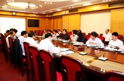 Thừa Thiên Huế đang được xây dựng thành TP trực thuộc Trung ương