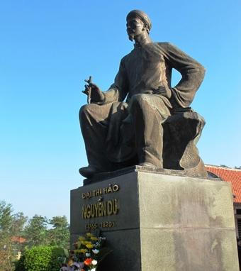 Truyện Kiều đã được viết tại Phú Xuân - Huế