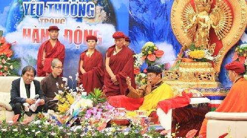 Đức Pháp Vương Gyalwang Drukpa: Hãy sống cân bằng và hiểu biết