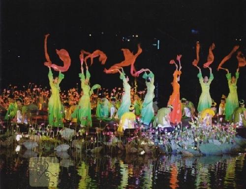 Fetival Huế: Văn hóa năm châu hội tụ và tỏa sáng