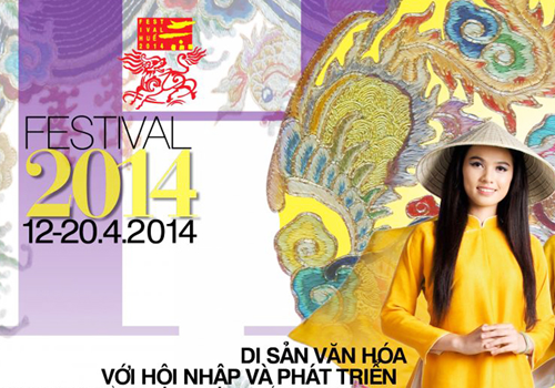 Tính đến hết ngày 13/4, đã có có 49.181 lượt khách đến với Festival Huế 2014
