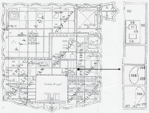 """Công trình nghiên cứu """"Kinh Thành Huế: Địa danh"""" của tác giả L. Cadière đăng trên Bulletin des Amis du Vieux Hué, 1933 (Tập san """"Những người bạn Cố đô Huế"""") - những đối sánh qua khảo sát một vài phường xưa ở Thành nội Huế"""