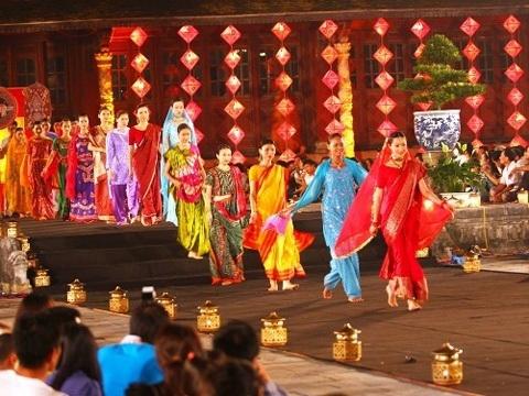 Giá vé xem các chương trình nghệ thuật tại Festival Huế 2014
