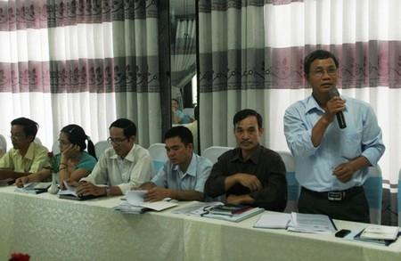 Thừa Thiên Huế: Tập huấn các tiêu chuẩn lao động quốc tế và công tác thương lượng tập thể