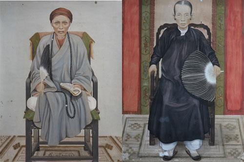 Dấu ấn Lê Huy Miến qua 2 bức tranh 100 năm tuổi