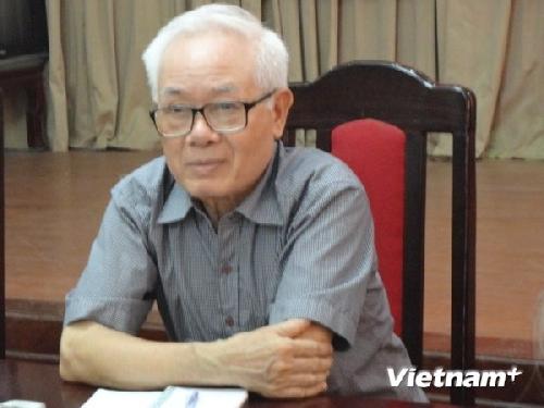 Lịch sử văn học hiện đại Việt Nam qua bộ sách biên niên