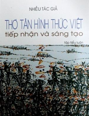 """Giới thiệu sách: """"Thơ Tân hình thức Việt - Tiếp nhận và sáng tạo."""""""