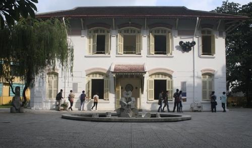 Nhà trưng bày tác phẩm nghệ thuật Điềm Phùng Thị, điểm đến lý tưởng cho những ai yêu mến nghệ thuật