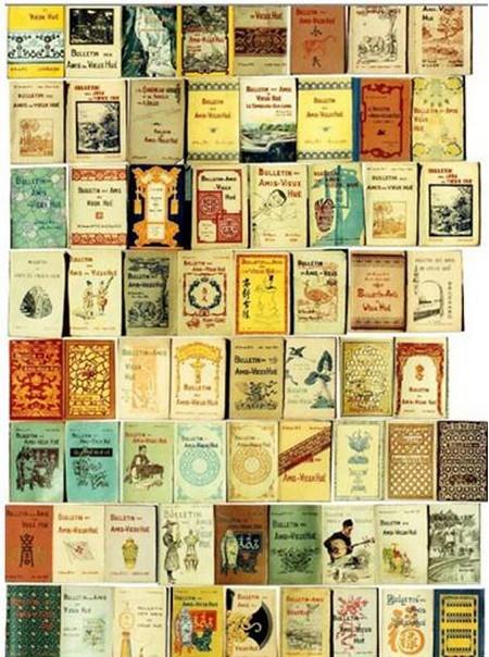 Tròn 100 năm ra đời bộ tài liệu quý (BAVH) - Tập san Những người bạn Cố đô Huế