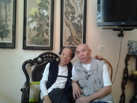 Nhà thơ Phạm Ngọc Cảnh với con sông Cụt trăm nhớ ngàn thương